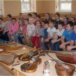 Vývoj hudebních nástrojů