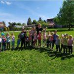 Oslava Dne dětí v MŠ